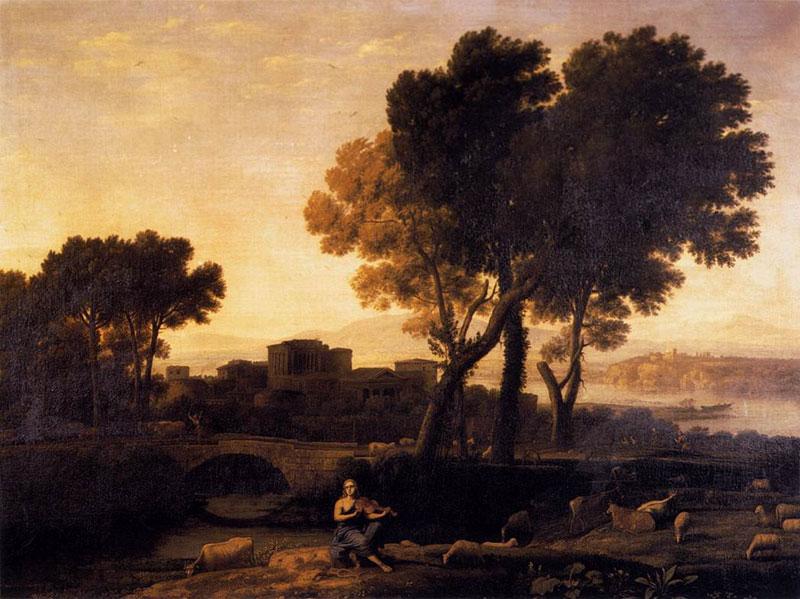 Пейзаж сочинение по картине
