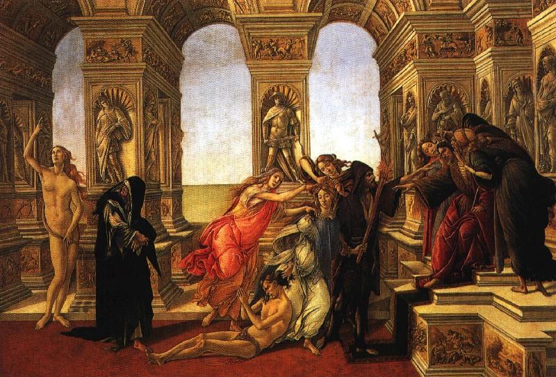 Сочинение по картине Боттичелли