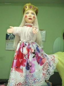 кукольный спектакль своими руками