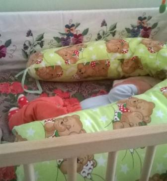 Третья неделя новорождённого