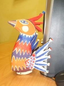жар птица для кукольного спектакля