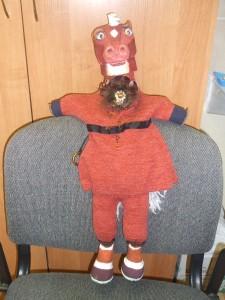 конь кукольный спектакль